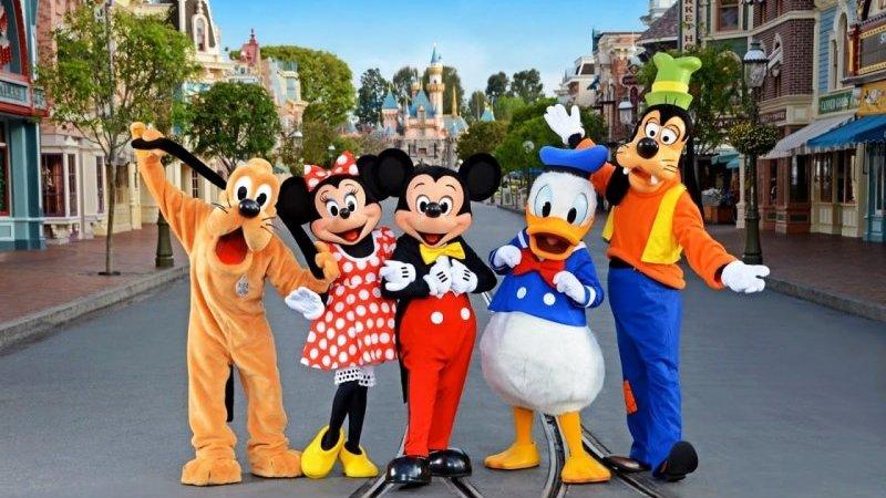 Walt Disney World Parks in Orlando