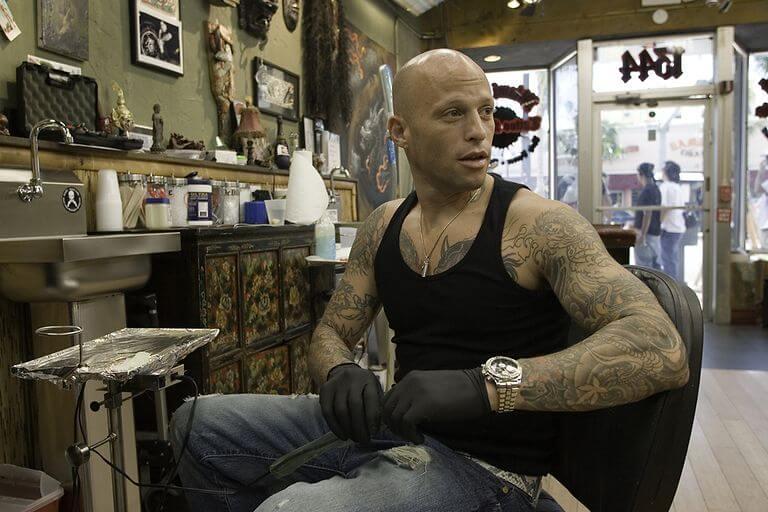 Inside Miami Ink Tattoo Studio
