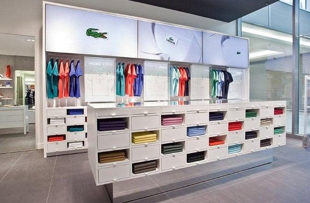 Lacoste Stores in Miami