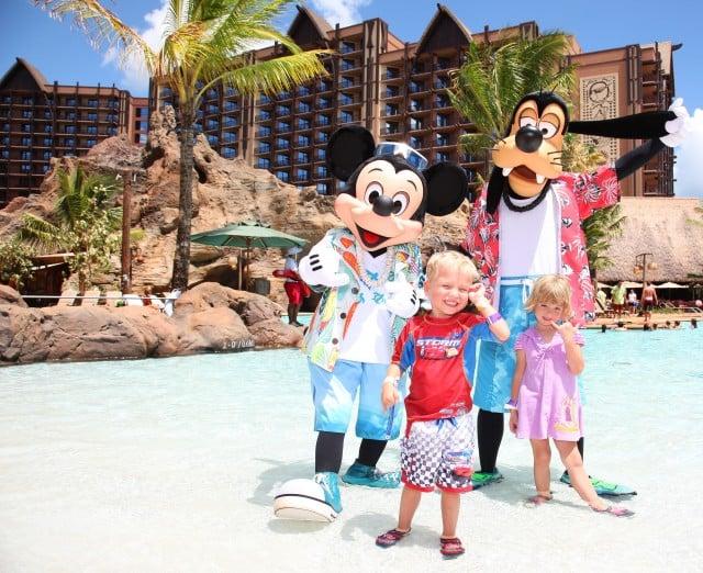 Disney hotel in Orlando