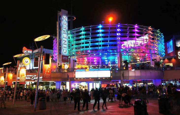 Staying at the Universal Orlando area