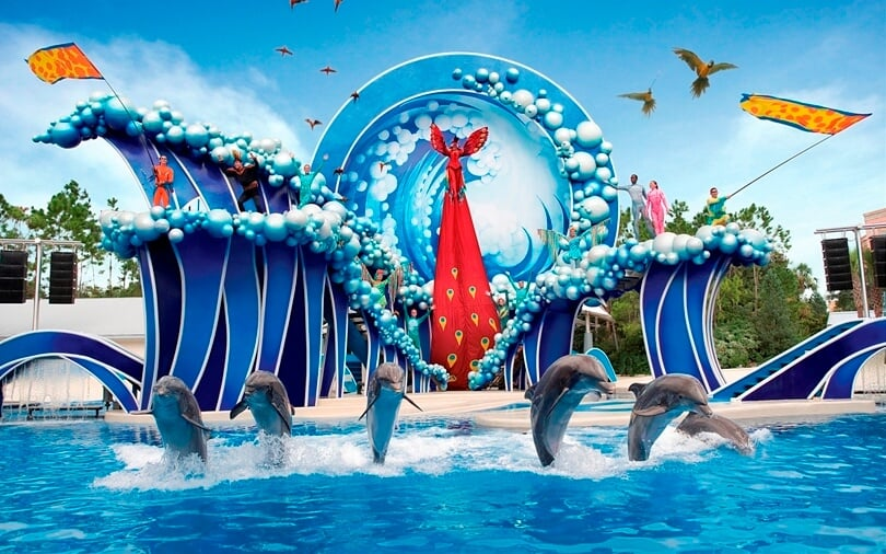 Stay in the SeaWorld Orlando region