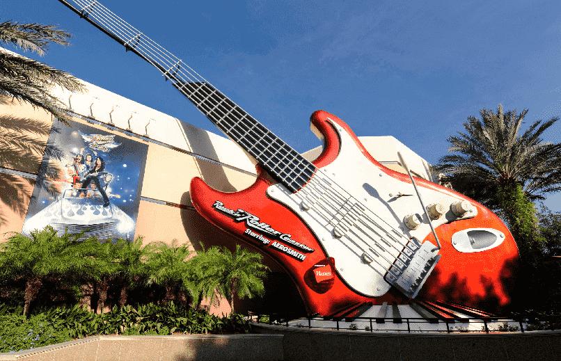Disney's Hollywood Studios Map at Orlando
