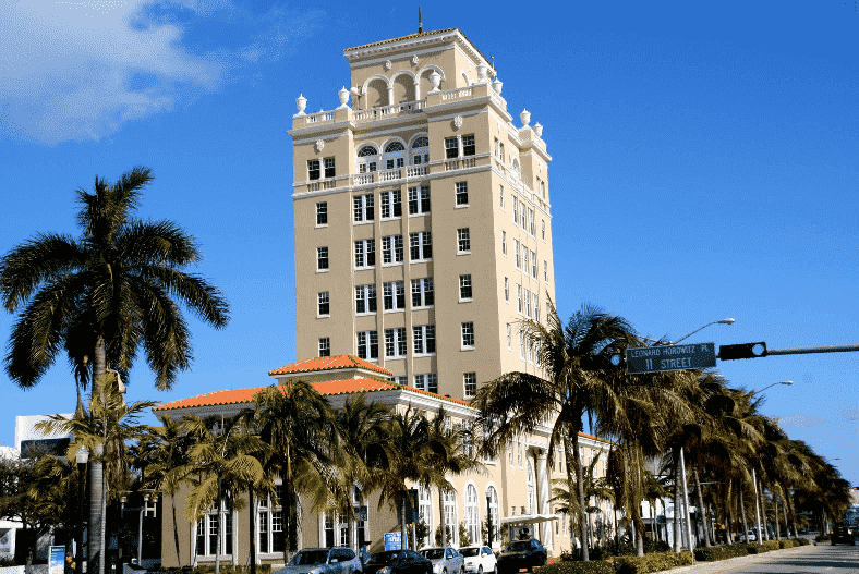 Old City Hall in South Beach