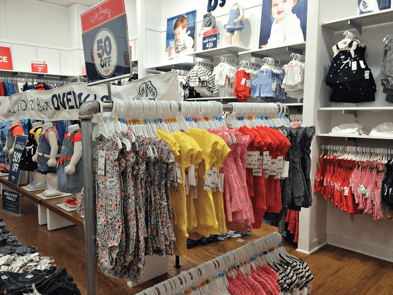 Oshkosh B'Gosh store in Orlando