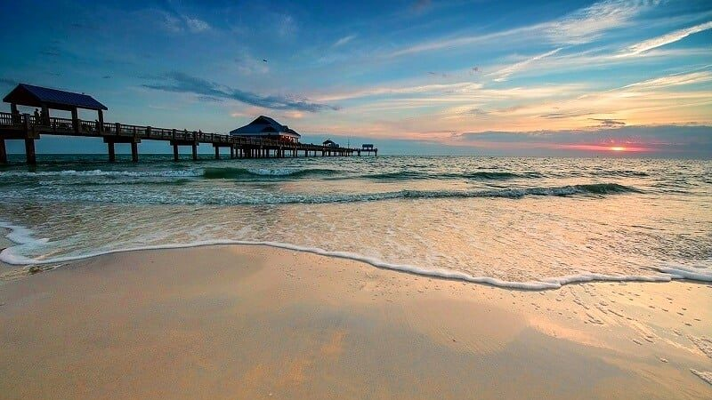 Itinerary for a road trip down the west beaches of Florida