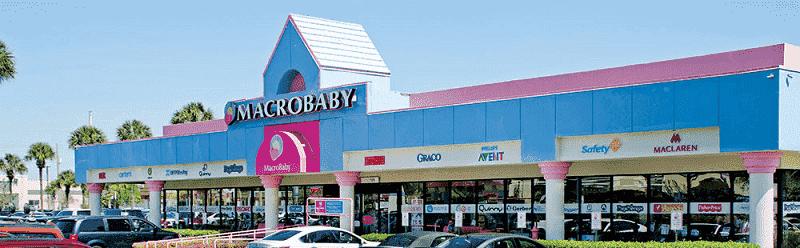 Visiting Macro Baby Store in Orlando