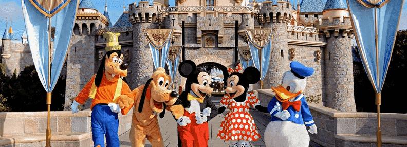 Disney Magic Kingdom park
