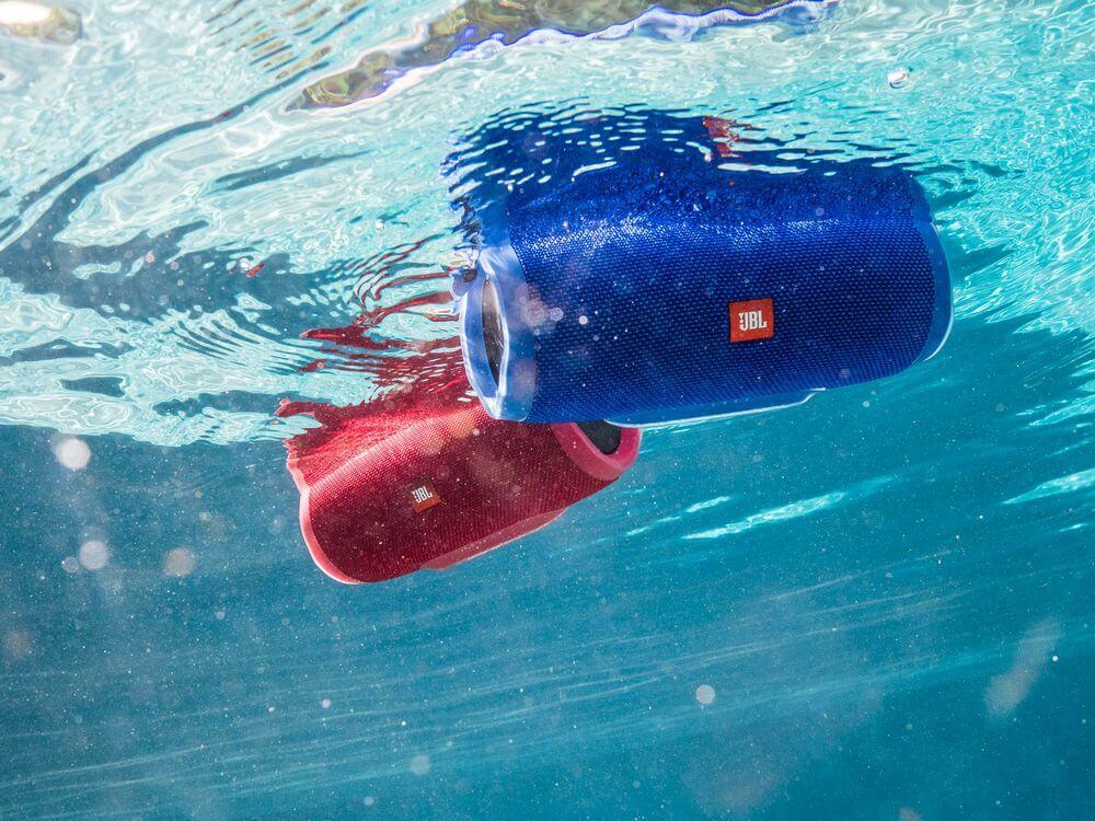 Waterproof JBL
