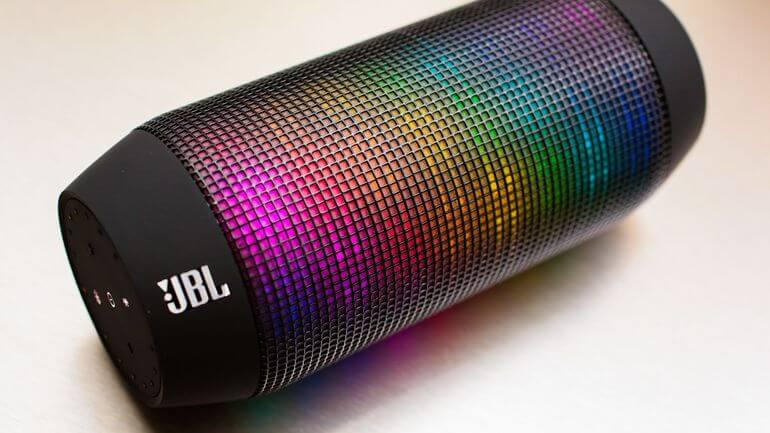 Colorfull JBL in Florida