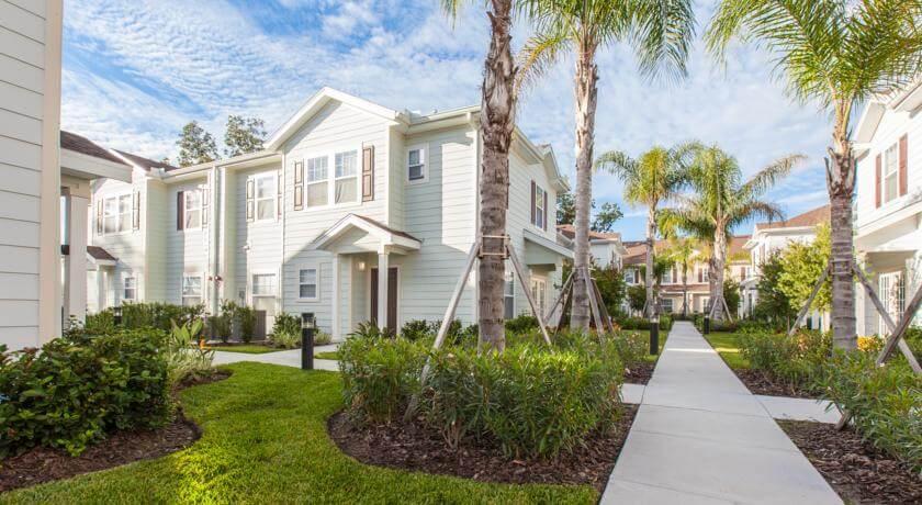 Houses condo in Orlando