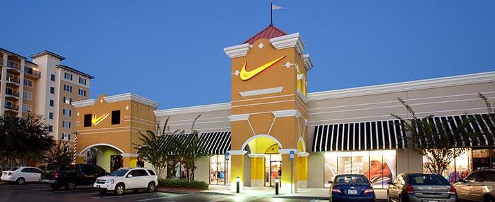 Lake Buena Vista Factory Stores in Orlando