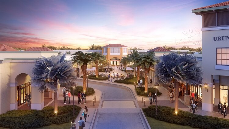 Outlet Sawgrass Mills in Miami