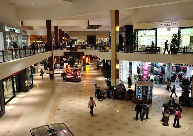 What is the best shopping mall in Miami?