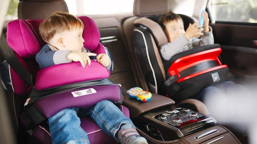 Kids car seat in Orlando and Miami